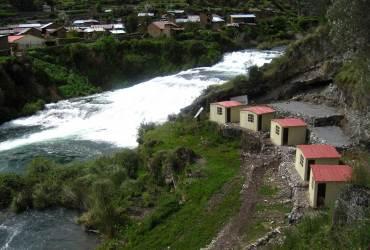Hoteles en Huancaya Yauyos