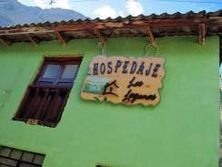 Hotel en Huancaya
