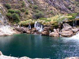 Laguna del Puente Pre Inca