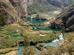 Tour la ruta del Pescador Huancaya