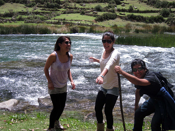 Huancaya-Pakary Travel