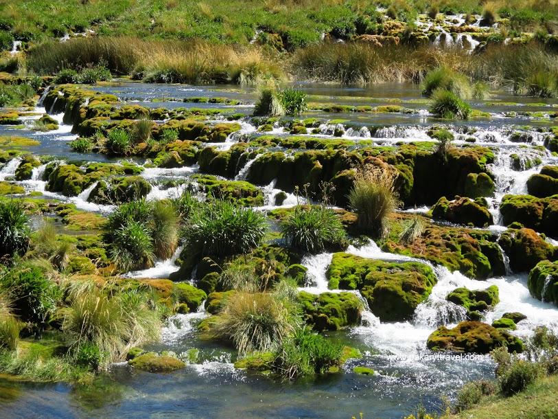 Huancaya tours