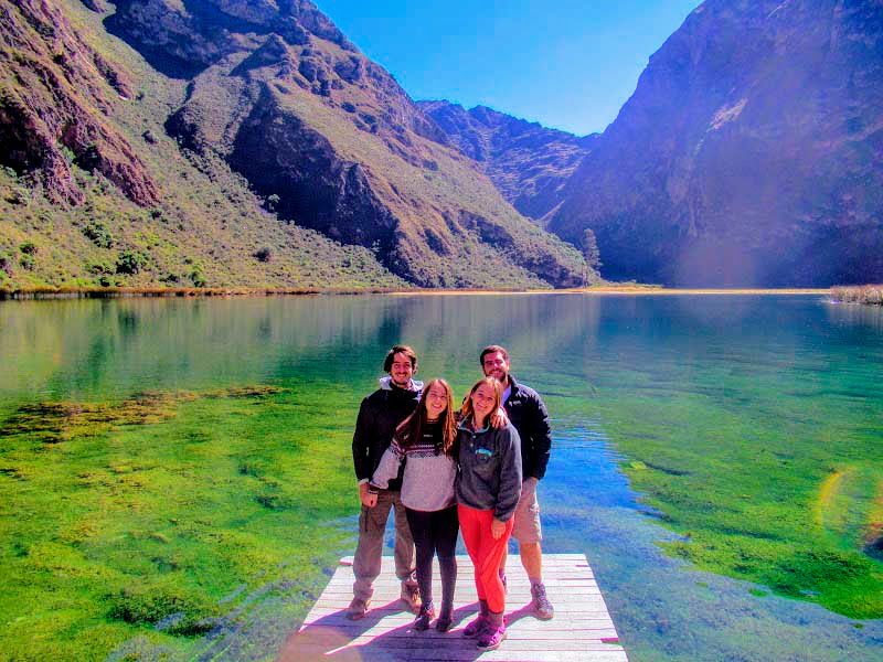 Tours Reserva Nor Yauyos
